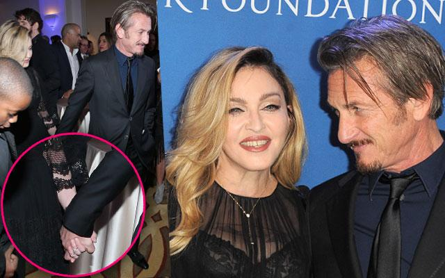Madonna Dating Sean Penn Real Reason For Rocco Ritchie Custody War