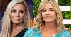 Camille Grammer Defends Divorce Settlement To Denise Richards