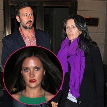Courteney Cox Reveals David Arquette Is Having Baby Boy