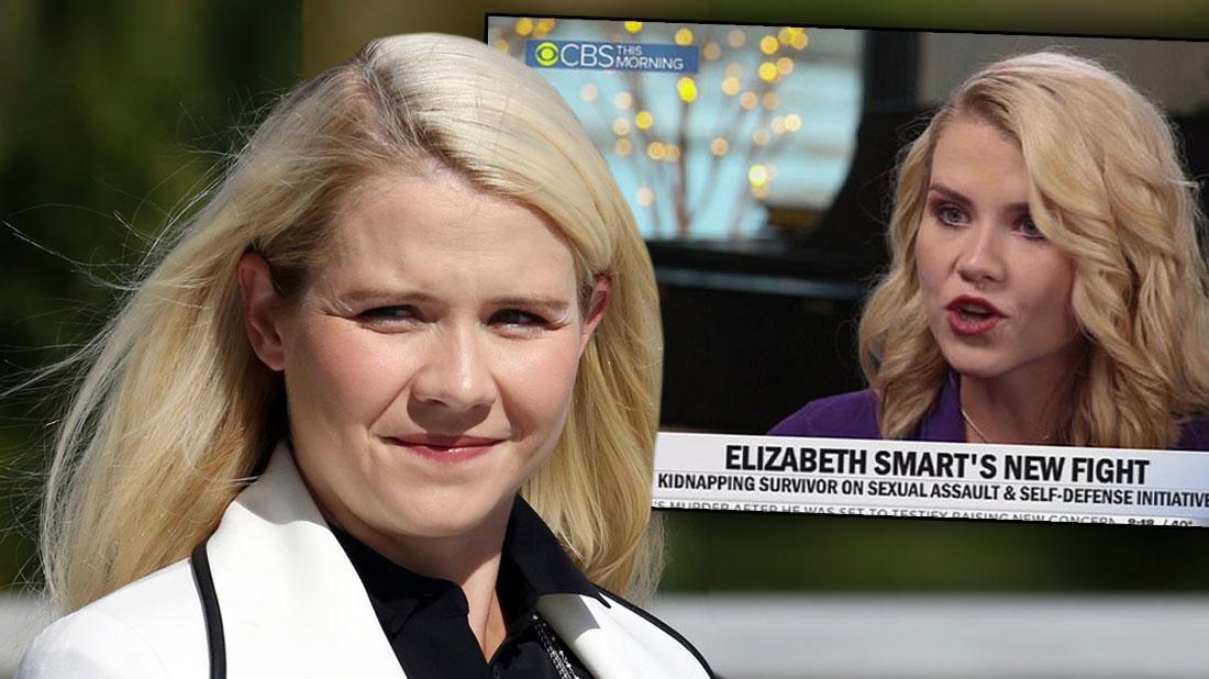 Elizabeth Smart Reveals She Was Sexually Assaulted On Delta Flight