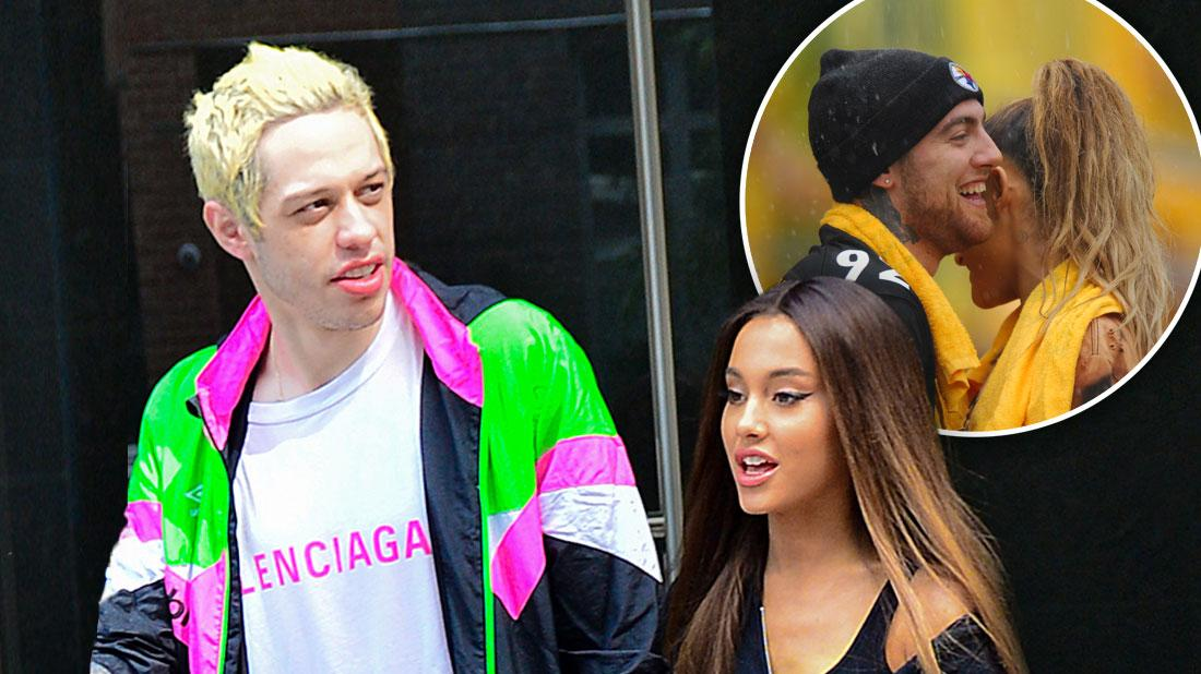 Pete Davidson Knew Ariana Romance Was Over After Mac Miller Death