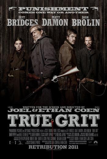 //true grit movie poster