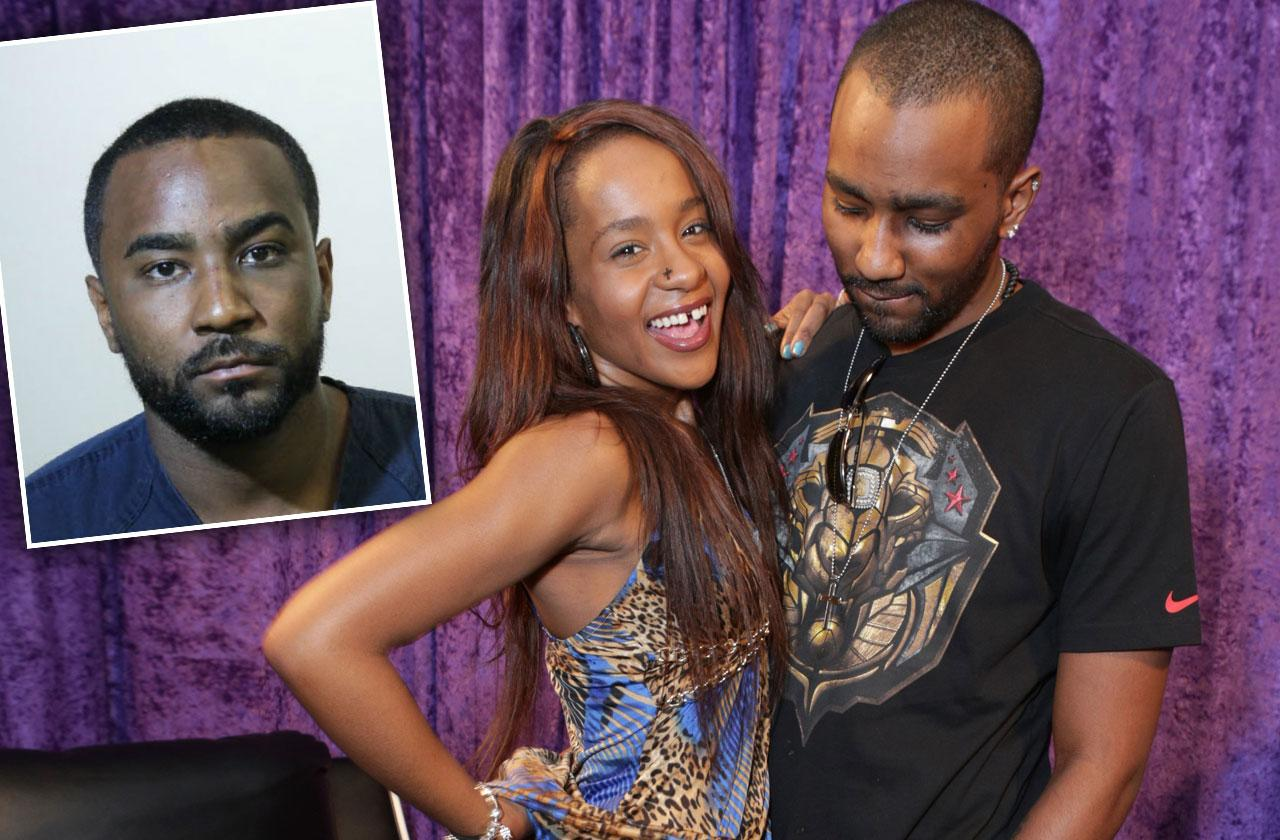 Nick Gordon Bobbi Kristina Pleads Not Guilty Domestic Violence