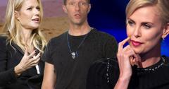 Chris Martin Crush Gwyneth Paltrow Friend Charlize Theron