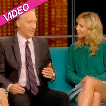 //bill maher elizabeth hasselbeck feud the view