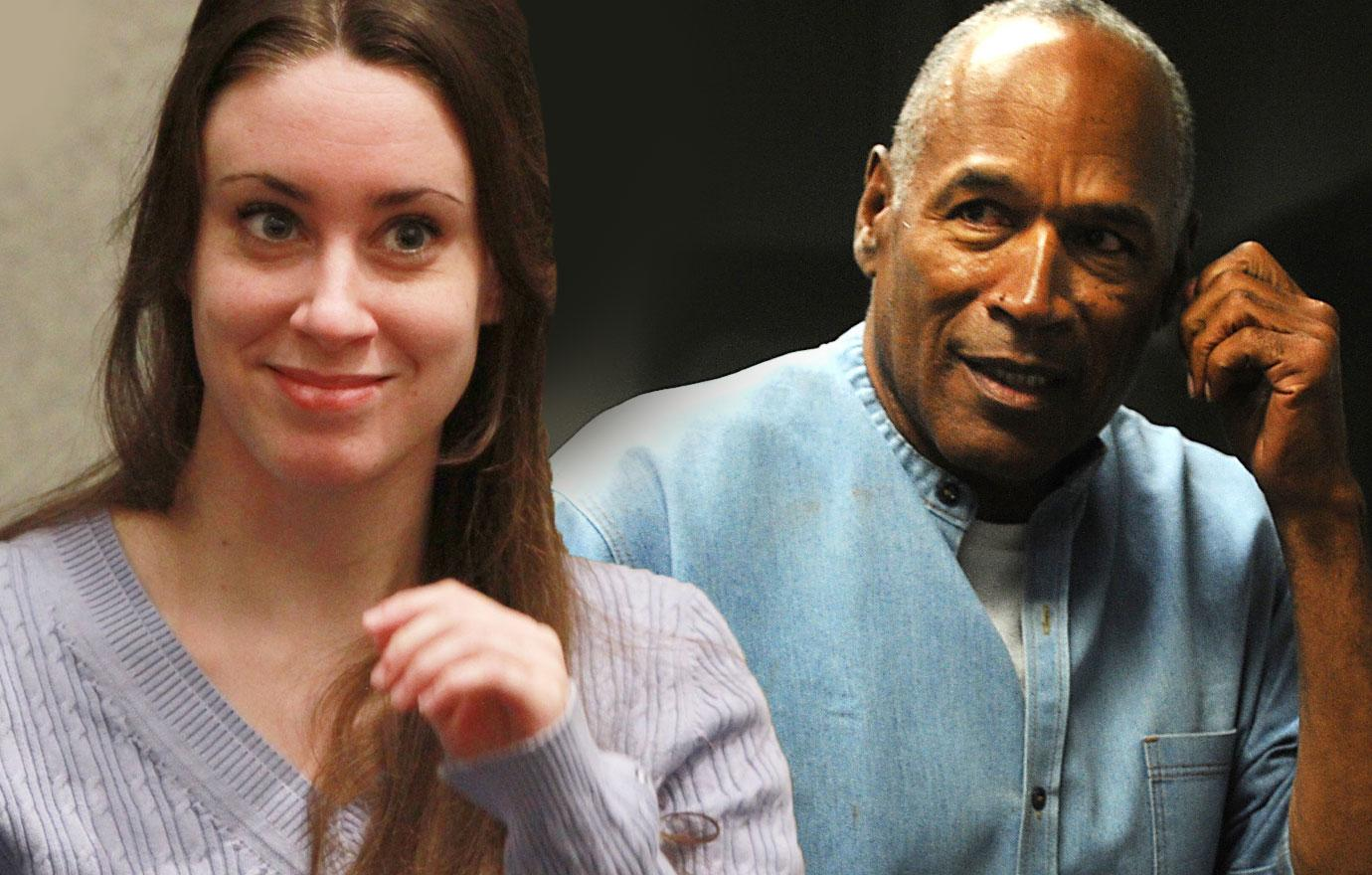 OJ Simpson Parole Floriday Casey Anthony