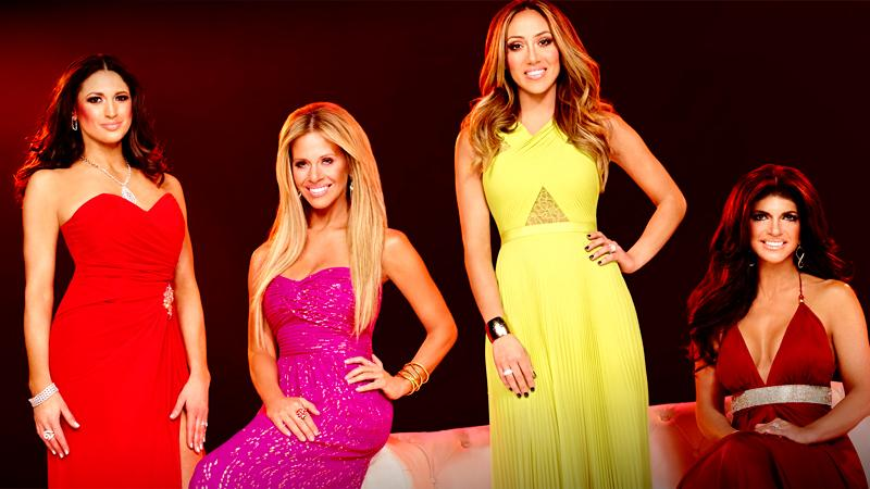 //melissa gorga teresa giudice dina manzo amber marchese rhonj premiere viewing party proceeds donated charity pp sl