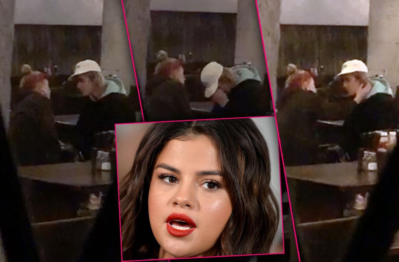 Hailey Baldwin Confronts Tearful Justin Bieber Over Ex Selena Gomez