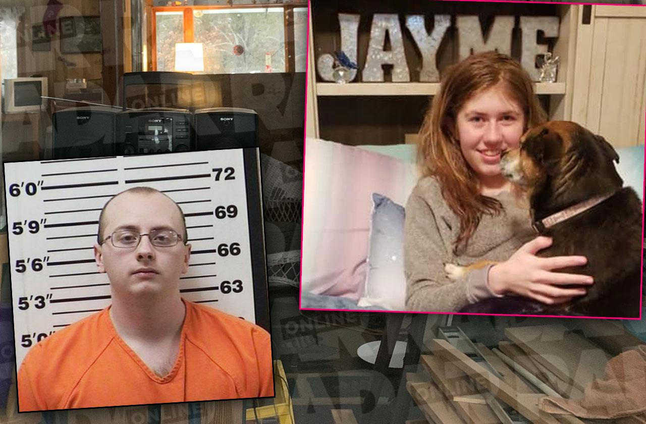 //jayme closs kidnapper confession gruesome details jake patterson missing wisconsin teen escape story pp