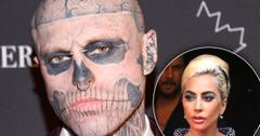 Lady Gaga Friend Model Zombie Dead Suicide