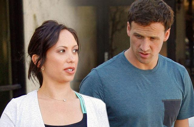 DWTS Feud Ryan Lochte Cheryl Burke Cast
