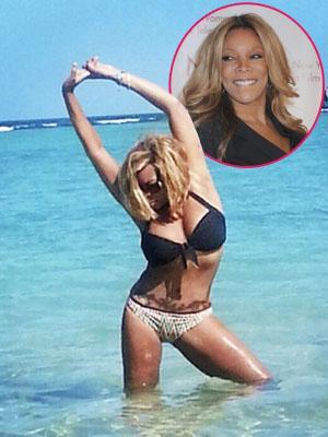 Wendy Williams Flaunts Rocking Beach Bod