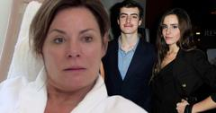 RHONY Luann De Lesseps Cut Off By Kids