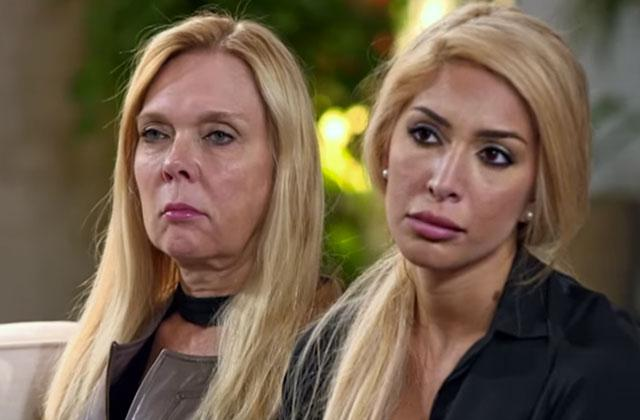 //Farrah Abraham Mom Feud Marriage Boot Camp pp
