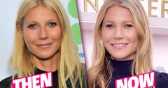 gwyneth paltrow plastic surgery before after shocking freaky face