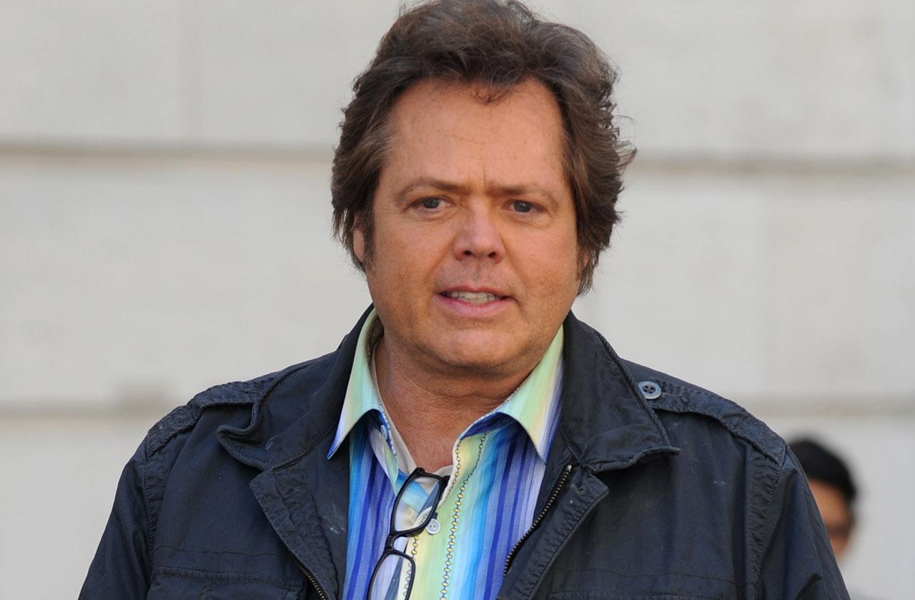 jimmy osmond stroke hospital after nephew death
