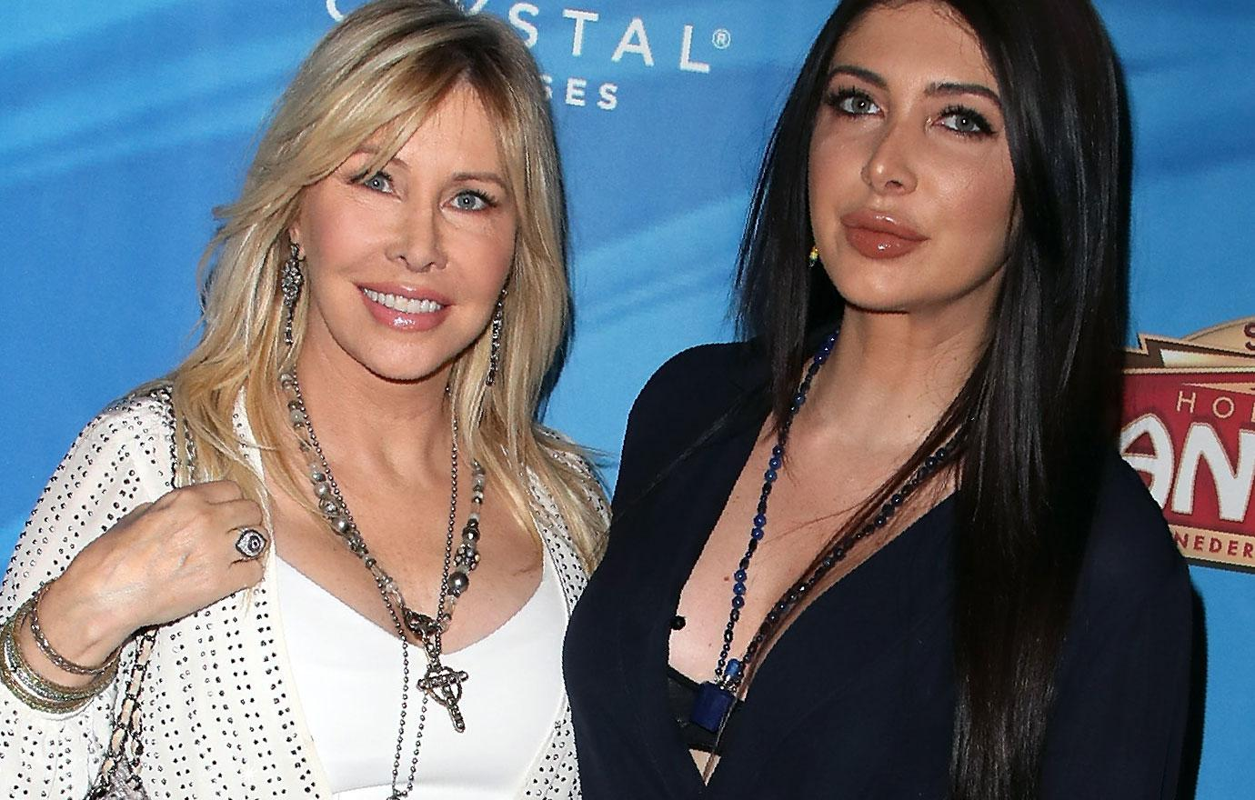 Woman Claims Brittny and Lisa Gastineau Are Bad Neighbors