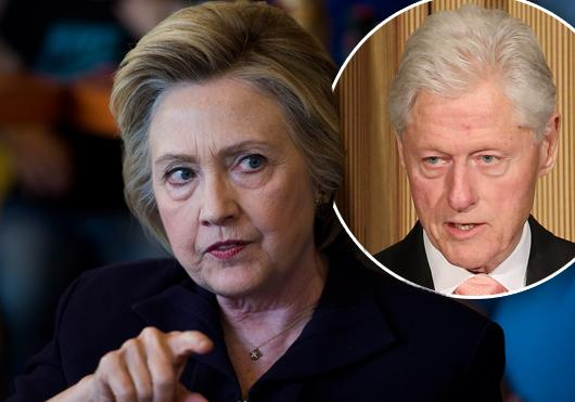 //hillary clinton email scandal possible charges bill clinton meeting attorney general pp