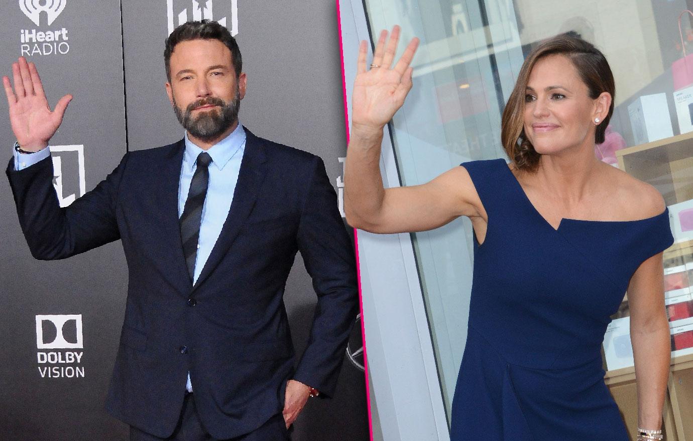 Ben Affleck And Jennifer Garner Divorce Is Final After His Rehab