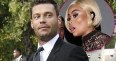 Ryan Seacrest refusing to give Blac Chyna