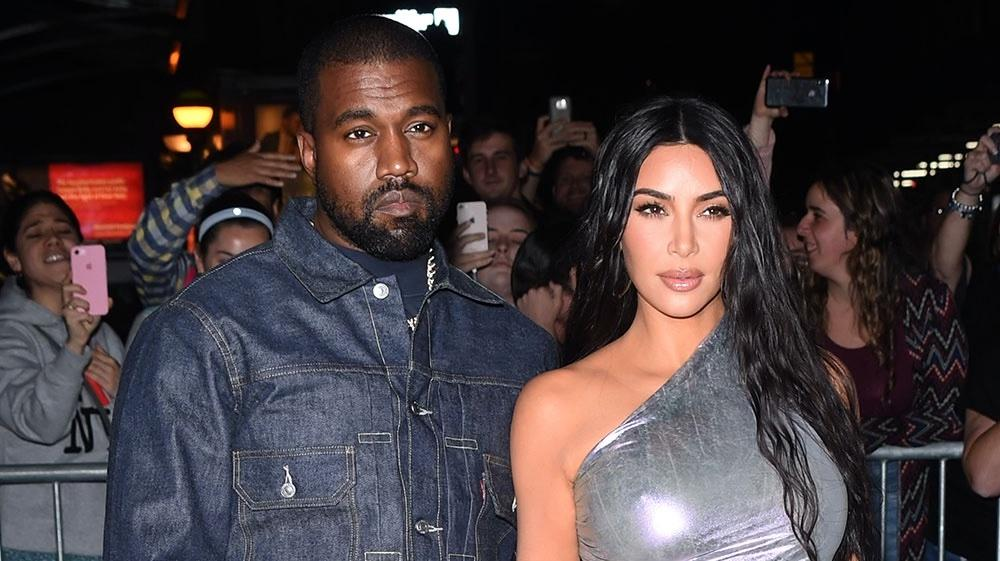 Kim Kardashian and Kanye West Reportedly Have 'No Communication' Amid Divorce Rumors