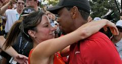 Tiger Woods Wins Masters Girlfriend Erica Herman Celebrates Victory