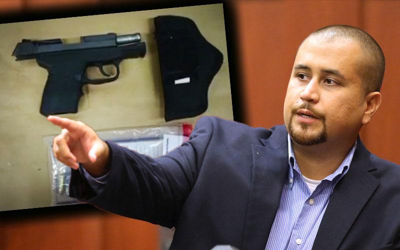 George Zimmerman Auctioning Gun Kill Trayvon Martin