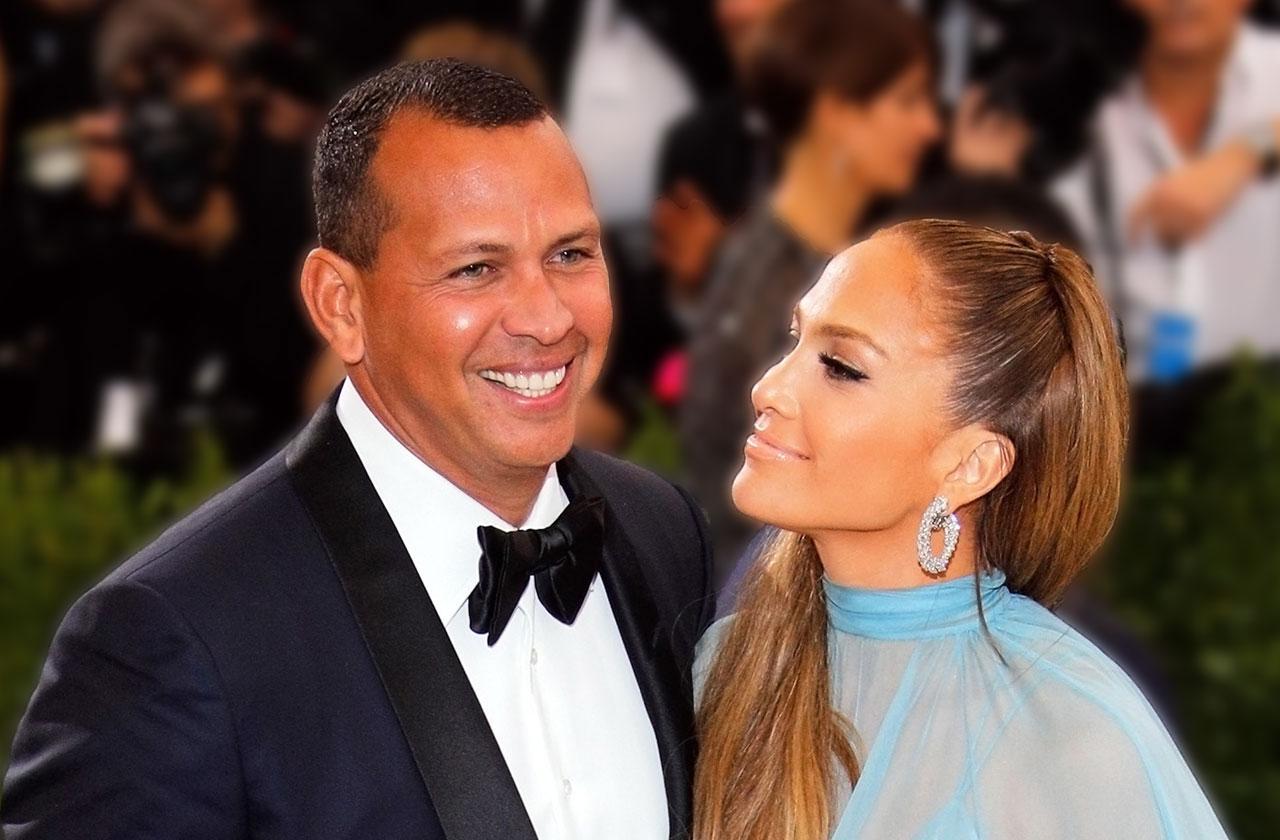 Jennifer Lopez, Alex Rodriguez Share Loving Pics As Their Relationship Crumbles
