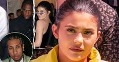 Kylie Admits Travis Split, Shuts Down Tyga Hookup Rumors