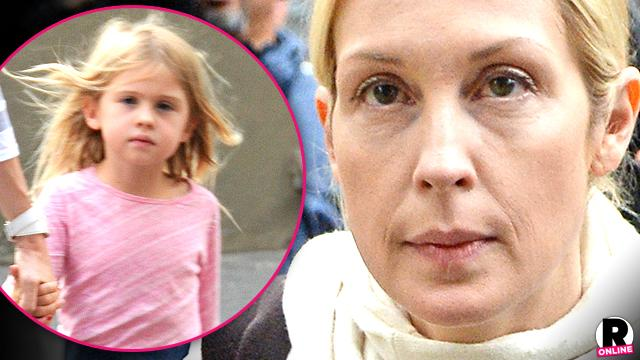 Kelly Rutherford Custody Battle Daughter Almost Drowned With Father