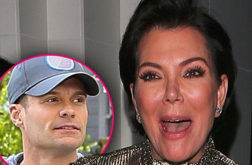 Ryan Seacrest Live Kelly Ripa Kris Jenner Betrayed