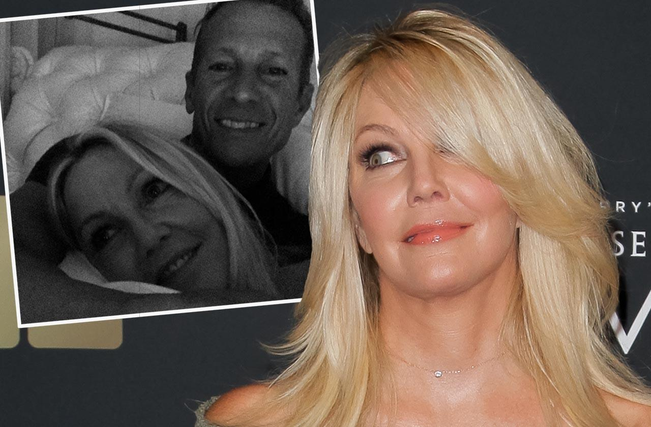 Family Fears For Sober Heather Locklear After She Reunites With Ex
