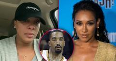 Jewel Harris Prays For Husband JR Smith After Alleged Affair