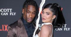 Travis Scott and Kylie Jenner Rip Tear Splitting Up