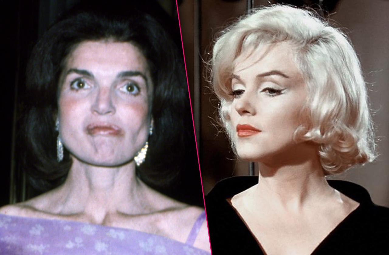 Jackie Kennedy Showdown With Marilyn Monroe Death Anniversary