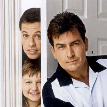//charlie sheen writes open letter after cbs shuts down two and a half men