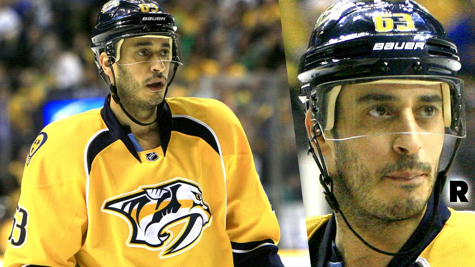 NHL Star Mike Ribeiro Nanny Sex Assault Lawsuit