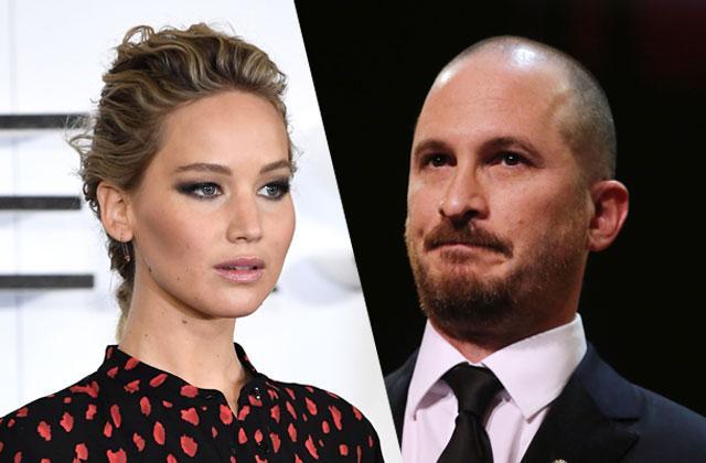 Jennifer Lawrence & Darren Aronofsky Dating Breakup