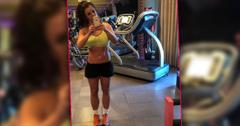 Britney Spears Shows Off Toned Tummy