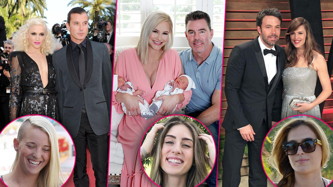 Celebs Caught In Relationships With Nannies