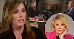 Melissa Rivers Shares Joan Rivers' Final Hours & 'Fashion Police' Feud