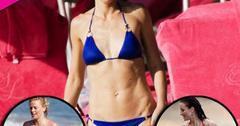 //gwyneth paltrow bikini newyears
