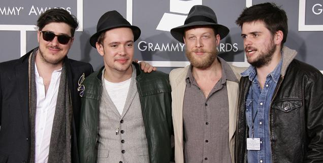//mumford and sons getty