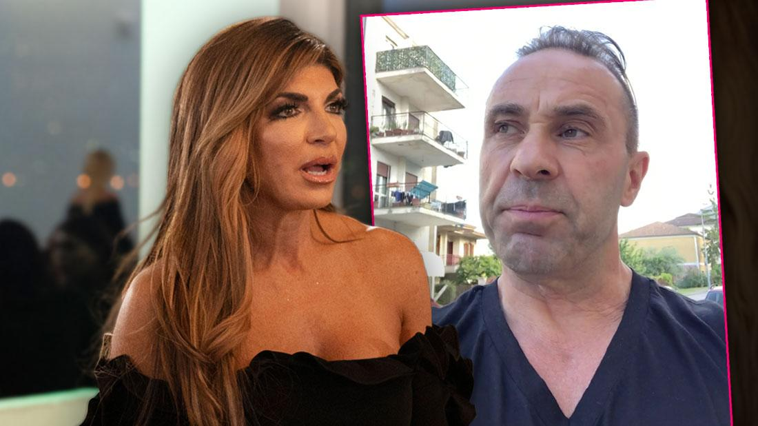 RHONJ Teresa Giudice, Joe Giudice Said He Felt Nothing For Teresa Before Split