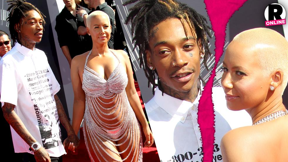 //wiz khalifa amber rose divorce pp sl