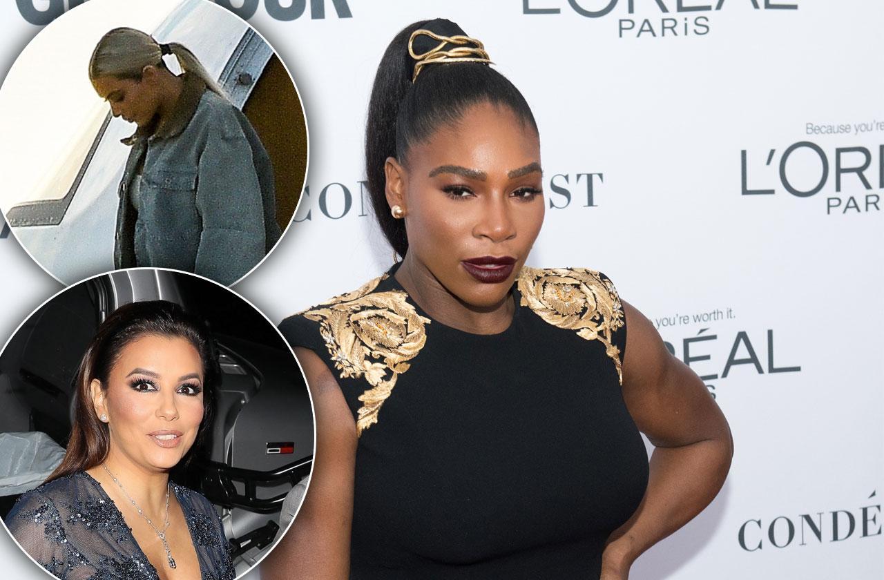 Serena Williams Wedding Beyonce Kim Kardashian Guests Arrive