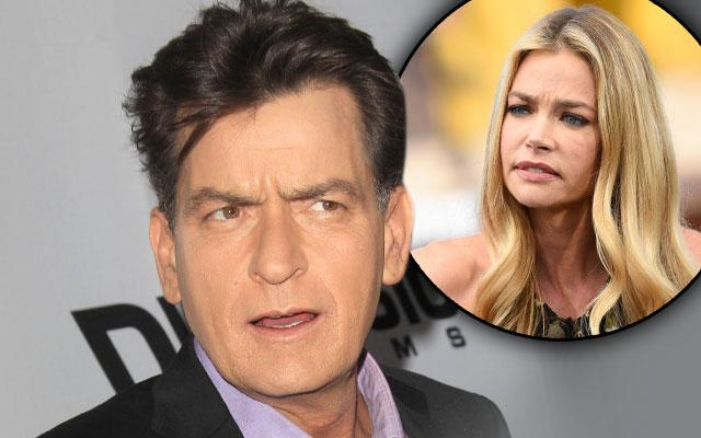 Charlie Sheen Kevin Federline Attorney Marc Vincent Kaplan Battle Denise Richards