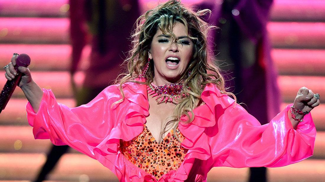 Shania Twain Reveals Lyme Disease Strained Her Vocal Cords, Kept Her Offstage For Years