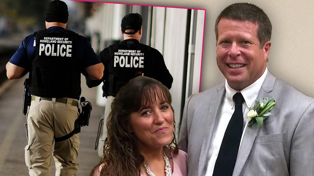 Homeland Security Refuses To Comment On Alleged Duggar Home Raid