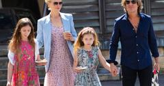 Keith Urban And Nicole Kidman Take Kids To Church Before Christmas